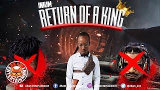 Inium - Return Of A King (Govana & Aidonia Diss) May 2020