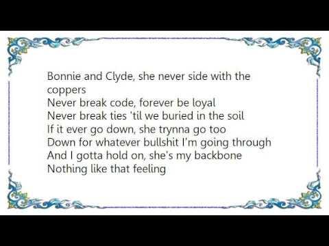 Chris Brown - Rider Lyrics