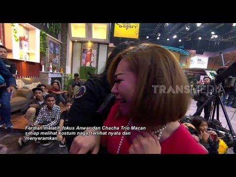 ANWAR DAN CHACHA TRIO MACAN NANGIS LIHAT NAGA | SAHUR SEGERR (27/05/19) PART 4