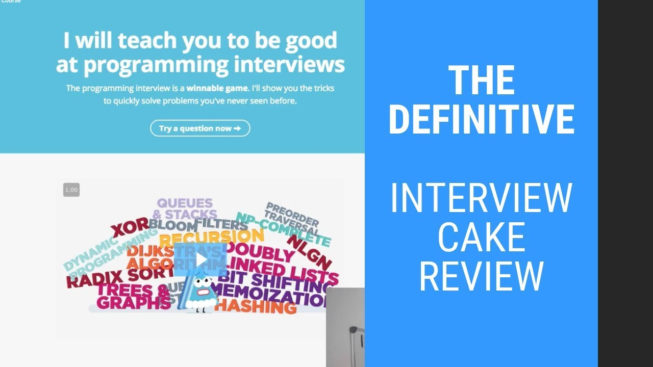The Complete Interview Cake Review - Byte by Byte