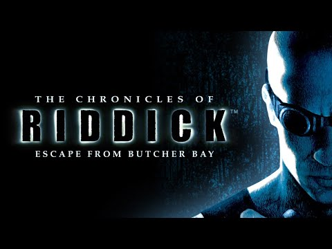 The Chronicles Of Riddick: Escape From Butcher Bay (PC) - Session 1