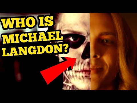 Morgen - AHS Apocalypse:  Who IS Michael Langdon?