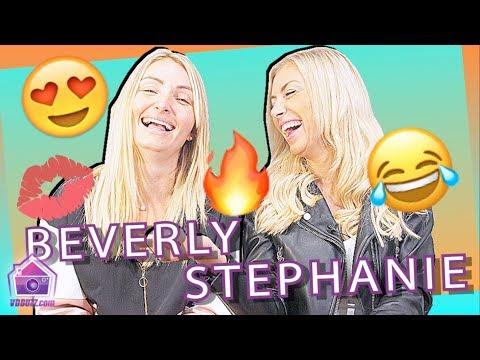 Beverly et Stéphanie Clerbois (Les Anges 11) : Qui est la plus coquine avec son chéri ?