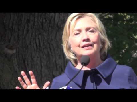 Hillary Clinton Endorses Tammy Duckworth For IL Senate