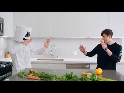 How To Make Fortnite Chug Jug Smoothies Feat Landon  Cooking with Marshmello