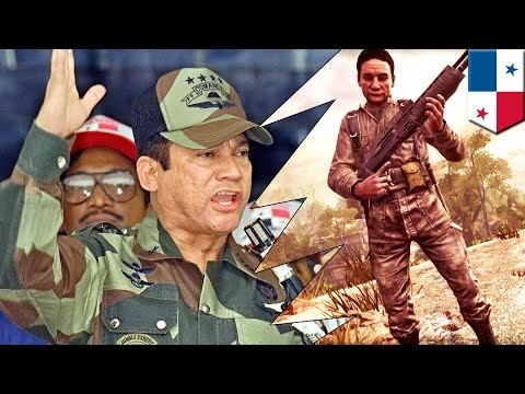 Violent Call of Duty Black Ops II made Panama dictator sue Activision for using his image
