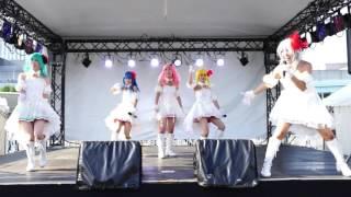 2ステージ目は愛夢GLTOKYO、残酷な天使のテーゼGLTOKYOリメイクVr、名曲...