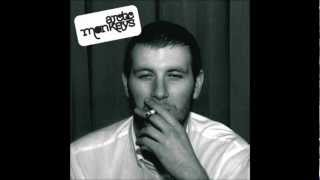 whatever people say i am thats what im not   arctic monkeys