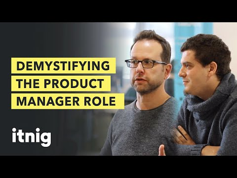 What does a product manager do and how to become one