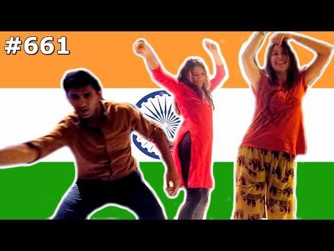 DELHI BOLLYWOOD DANCE PARTY DAY 661 | TRAVEL VLOG IV