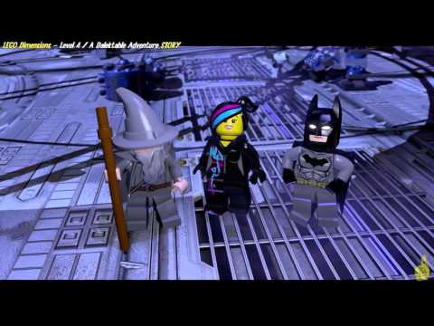 Lego Dimensions: Lvl 4 A Dalektable Adventure/In the Nick of Timey-Wimey Trophy/Achievement - HTG