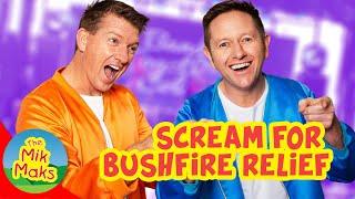 Australia Bushfire Appeal Concert 2020 | The Mik Maks Live | Kids Songs and Nursery Rhymes