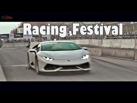 Supercars - Passenger Racing Festival in Roskilde
