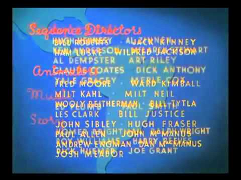 Alô Amigos (Walt Disney) - Abertura
