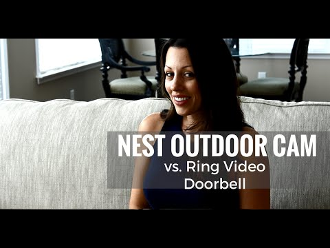 nest cam outdoor review and comparison to ring video. Black Bedroom Furniture Sets. Home Design Ideas
