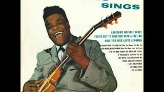 Freddy King  Lonesome Whistle Blues