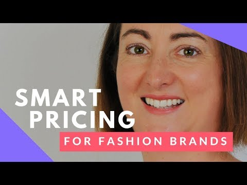 Pricing Strategies for Fashion Brands