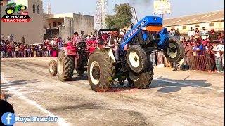 New Holland 3630 Vs Mahindra Arjun 605 Tractor Tochan Ladwa