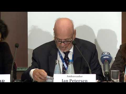 The Organization for Security and Co-operation in Europe (OSCE): Poland, Parliamentary Elections, 13 October 2019: Election Observation Mission press conference
