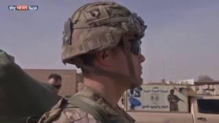 قوات برية أميركية تصل جنوب غربي الموصل