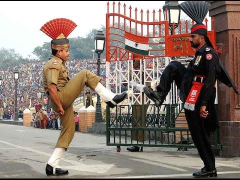 भारत की आन बान और शान!!! Salute to Indian Army (BSF),