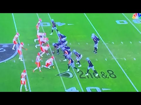 What Is Purple Walrus And Why Did Raiders Derek Carr Call It Before Pass To Hunter Renfro Vs Chiefs?