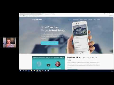 Interview with David Lecko, Creator of DealMachine Mobile Application