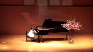 第9回ピアノコンサート2番「さぁ、ワルツをおどろう」