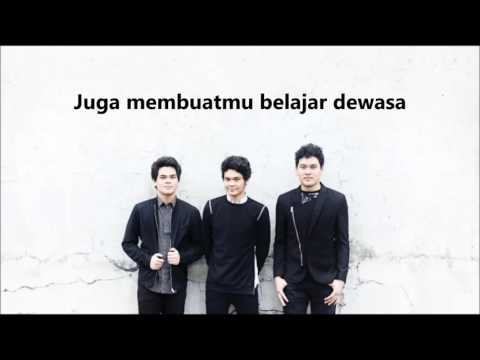 THE OVERTUNES - CINTA ADALAH LYRIC