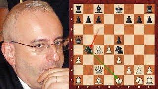 Brilliant Chess Game: Nimzo-Indian - Brilliancy! : Suat Atalik vs Gyula Sax - Maroczy memoral 1997