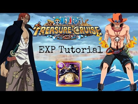 Fastest Way to Farm Exp Turtles and Level Up Your Characters! - One Piece Treasure Cruise