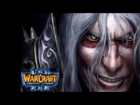 All Warcraft 3 Cutscenes and Cinematics - Pre WoW