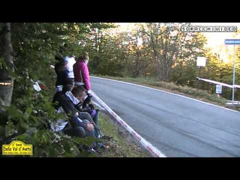 6 ^ Rally Ronde della Val d'Aveto (Santo Stefano d'Aveto 8 / 9 Ottobre 2011) Parte 1