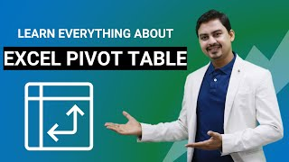MS Excel - Pivot Table (A-Z) | Pivot Table In Hindi