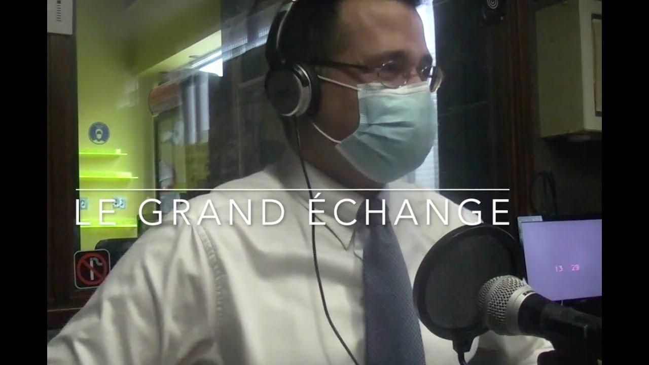 Youtube Video: Le Grand Echange avec Pr. Chazard - Saison 1 - #1