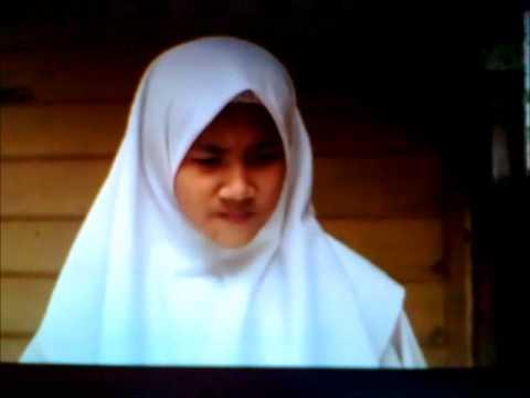 KayMaria as Salwa in TV3 drama 'Iman Nabila' part 1