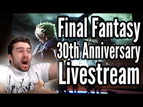 Final Fantasy 30th Anniversary Opening Ceremony review: A TOTAL S**T SHOW!!