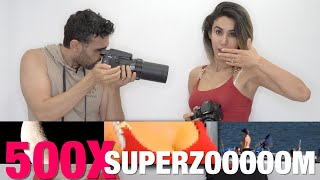 500X Superzoom 😏 ULTIMATE Camera for UFO & Planet Spotting | Nikon P1000 REVIEW