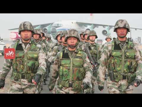 ఛా..భారత సైన్యానికి చైనా మూడు వార్నింగ్స్..| Don't Trust USA: China Warns India | YOYO TV Channel