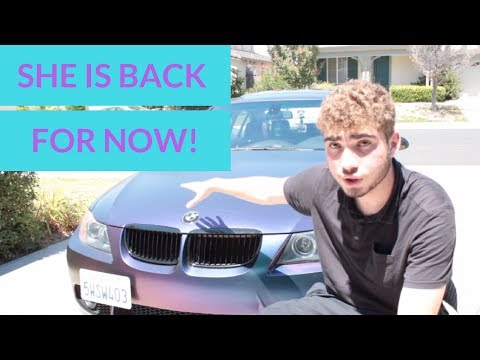 E90 IS BACK!! BMW GAVE ME A LIST OF PROBLEMS/FAILURES (PPI)
