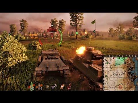 World of Tanks Console: SU-85 6 Kills Pascucci
