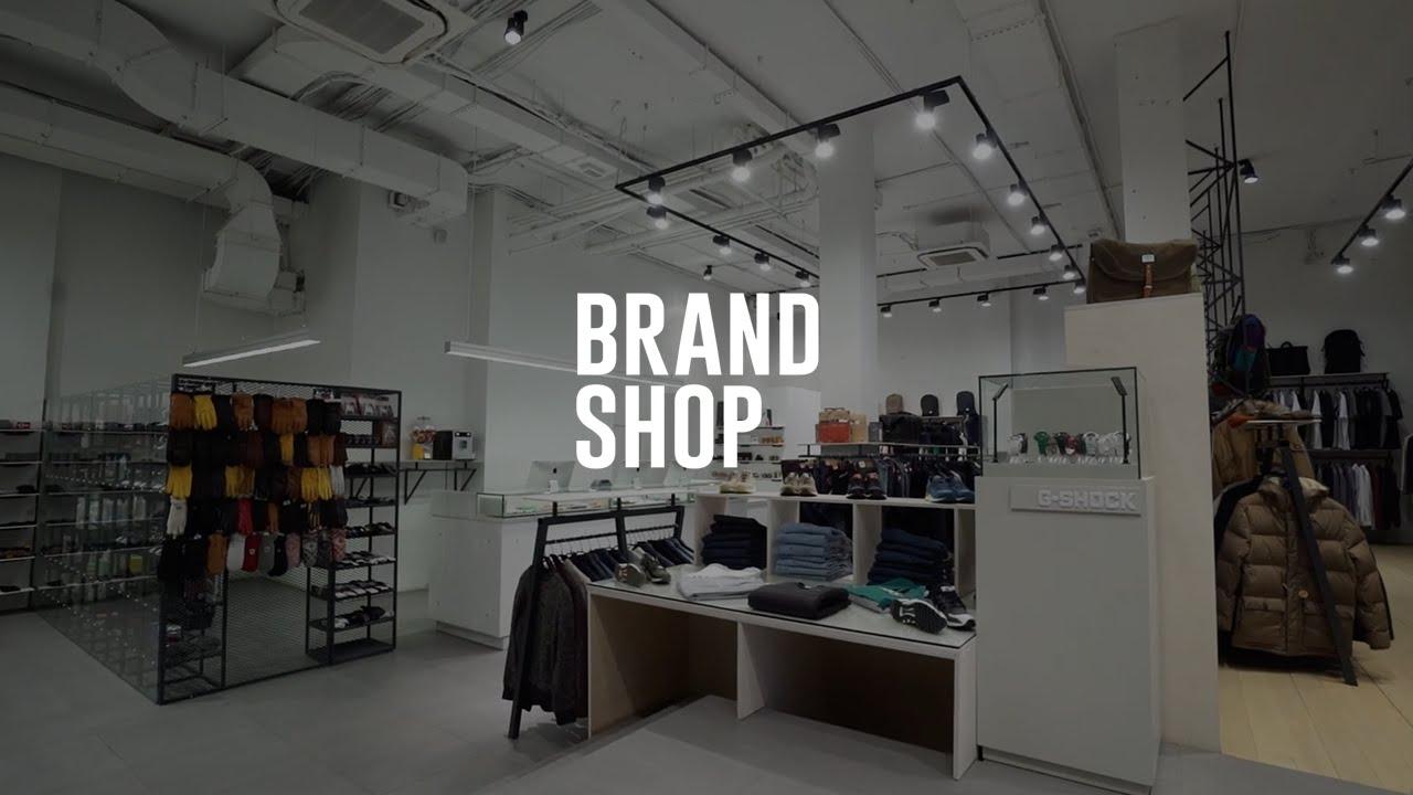 Презентация магазина Brandshop.ru 2016   Видео интерьер офлайн ... 0d871ec0f68