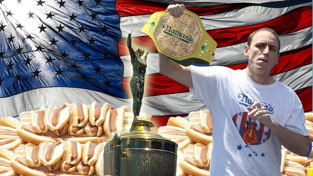 Coney Island Hot Dog Competition