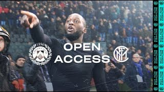 OPEN ACCESS | UDINESE 0-2 INTER | BIG ROM MAKES THE DIFFERENCE 📹⚫🔵