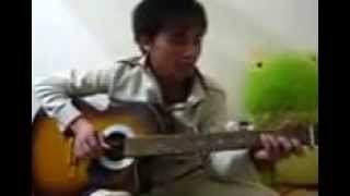 Suy nghĩ trong anh guitar cover acoustic