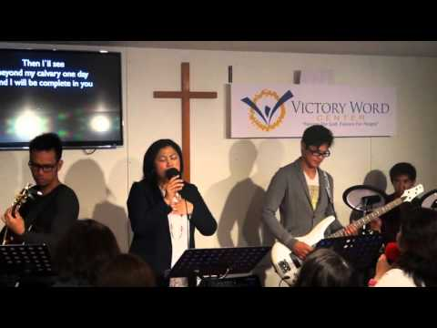Complete  - Parachute Band @ Victory Word Center 日本語/英語