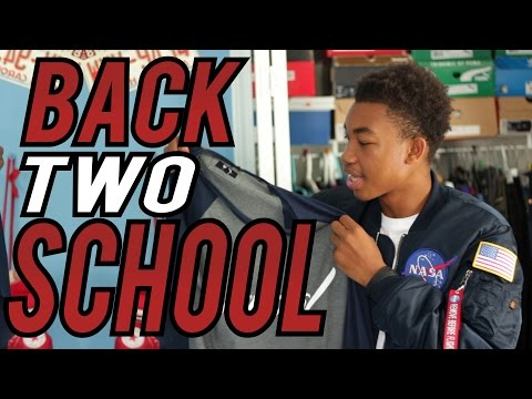 BACK TO SCHOOL CLOTHING PICKUPS PT.2