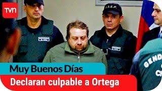 Caso Nabila Rifo: Mauricio Ortega es declarado culpable por tres delitos | Muy buenos días