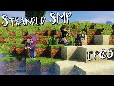 Minecraft: Exploring With My Girlfriend - Stranded SMP EP05