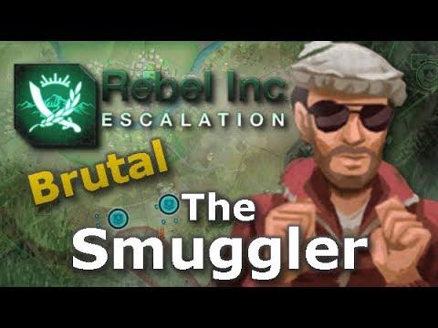 Rebel Inc. Escalation: Brutal Guides - The Smuggler + Distant Steppe